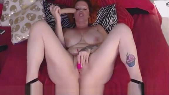 Bbw Redhead Milf Getting It Hard Big dick guy naked