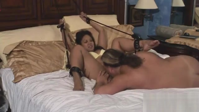 Hot Asian Babe Gets Bound And Fucked