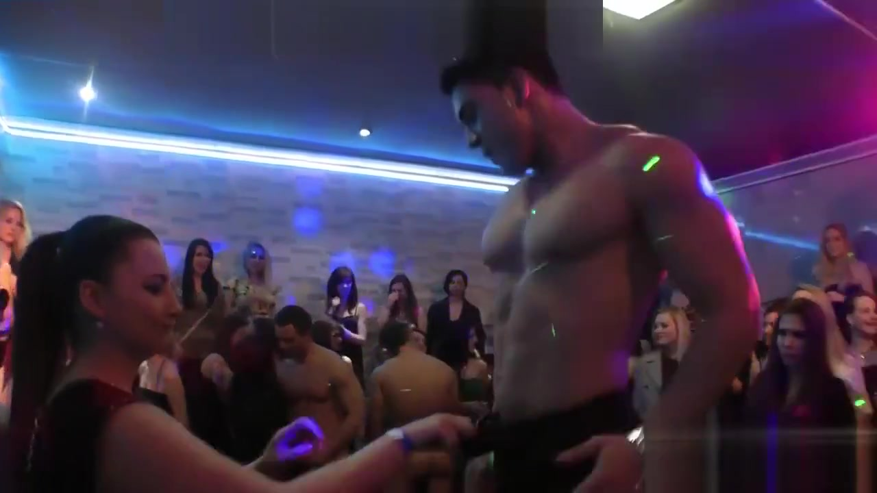 Kinky Hardcore Party With Raunchy Babes Brandy wife boobs sex