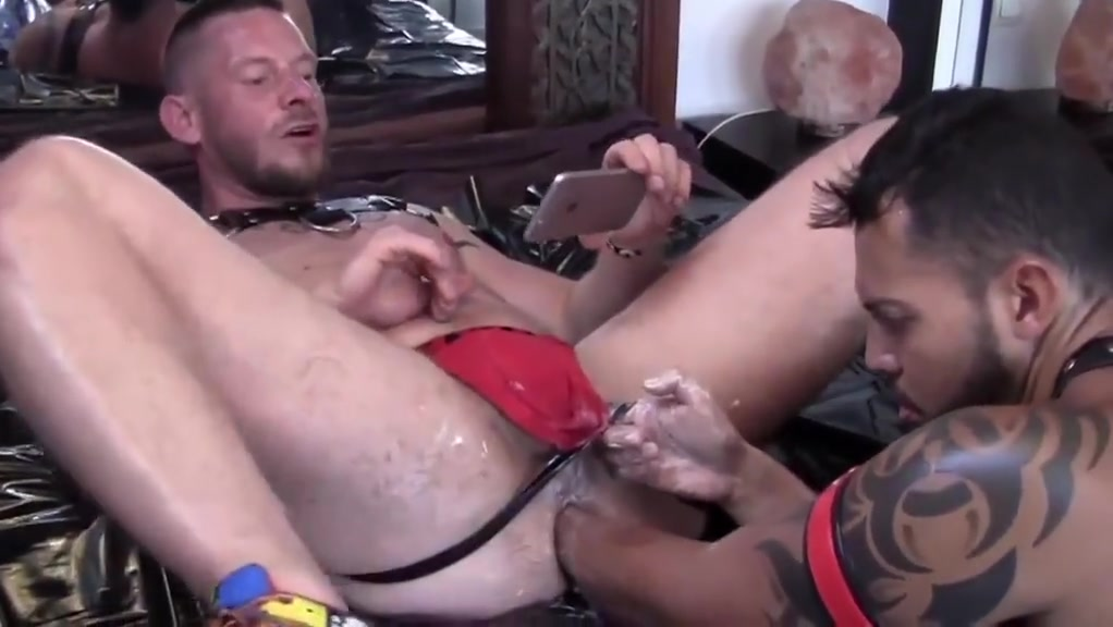 Fistenberg returns Latina pussy eating and anal