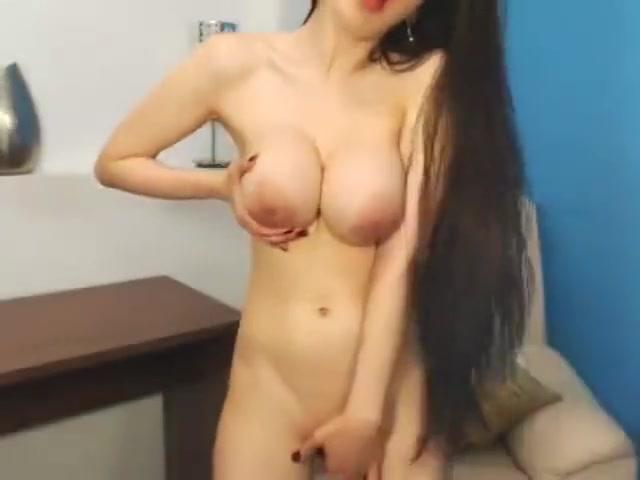 Incredible Homemade Striptease, Brunette, Big Tits Clip Uncut