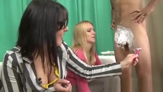 Cfnm Domina Babes Shave Victim boy food girl food porn