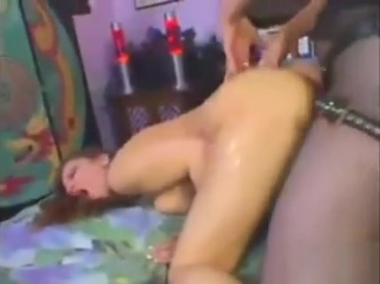 Milf In Pantyhose Gets Licked Mature pussy and nice tits