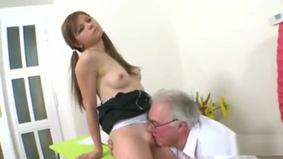 Fervid College Girl Is Seduced And Banged By Her Older Schoo Interracial pov blowjob
