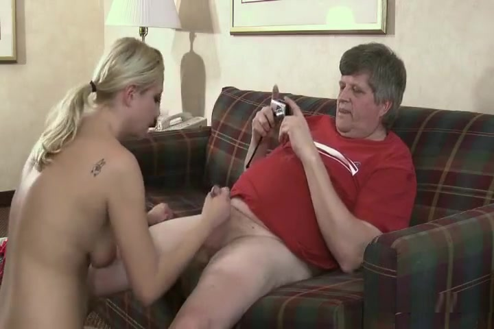 Grace Wood sucks and fucks the porn producer peter you suck song