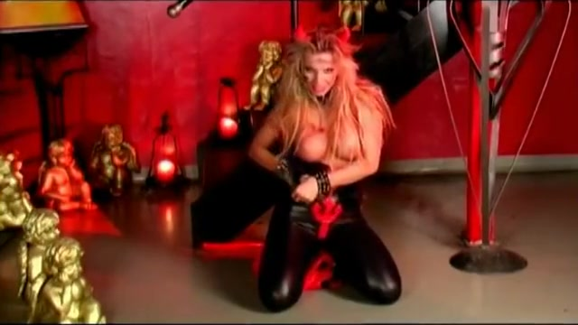 The Devil made her do it Nude women punished