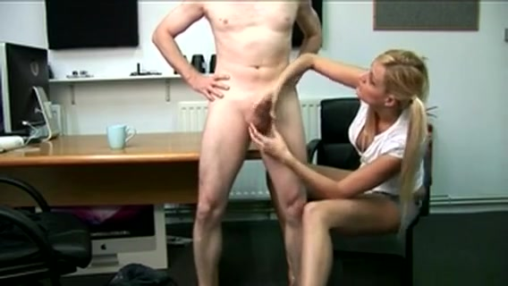 Cfnm Euro Blonde Teen Jerks Off Dude Ssbbw tube