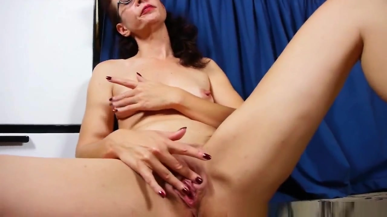 Mom has to take care of her raging hormones Asian Busty Cum