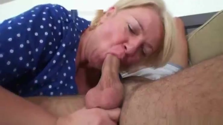 Lustful Young Guy Bangs Old Blonde Woman mature mature porn granny old cumshots cumshot sexy asian girls with cars