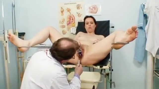 Mature amateur wife at pervy gyno doctor Naked butt latin men