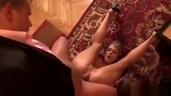 In This Ffm, Hardcore Threeway, Youll Watch The Sexy And... Nude femame twins having sex