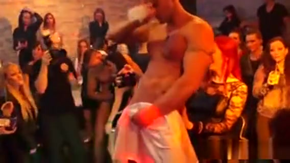 Spicy Chicks Get Totally Crazy And Stripped At Hardcore Party