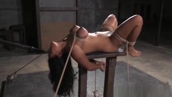 Breastbonded Exotic Sub Caned On Bigtits big pussy white girl