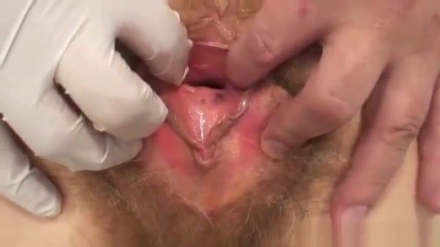 Unshaven pussy extreme Karla visits a doc Quiero ver un video xxx