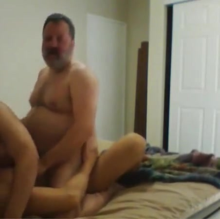 Daddy bear fucked by junior guys Tattooed brunette Christy Mack gives blowjob (POV)
