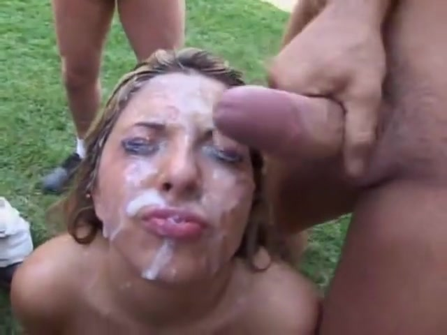 Sweet Karina Kay gets Covered in Come Sexy fuck in Youghal