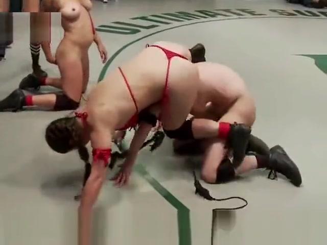 Insane Ultimate Surrender Match