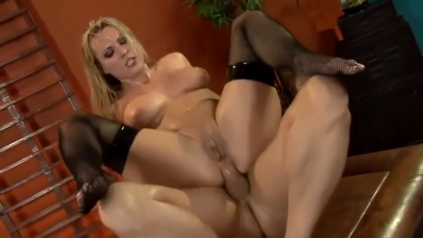 Busty blonde babe fucking in fishnet stockings Mature sex manchester