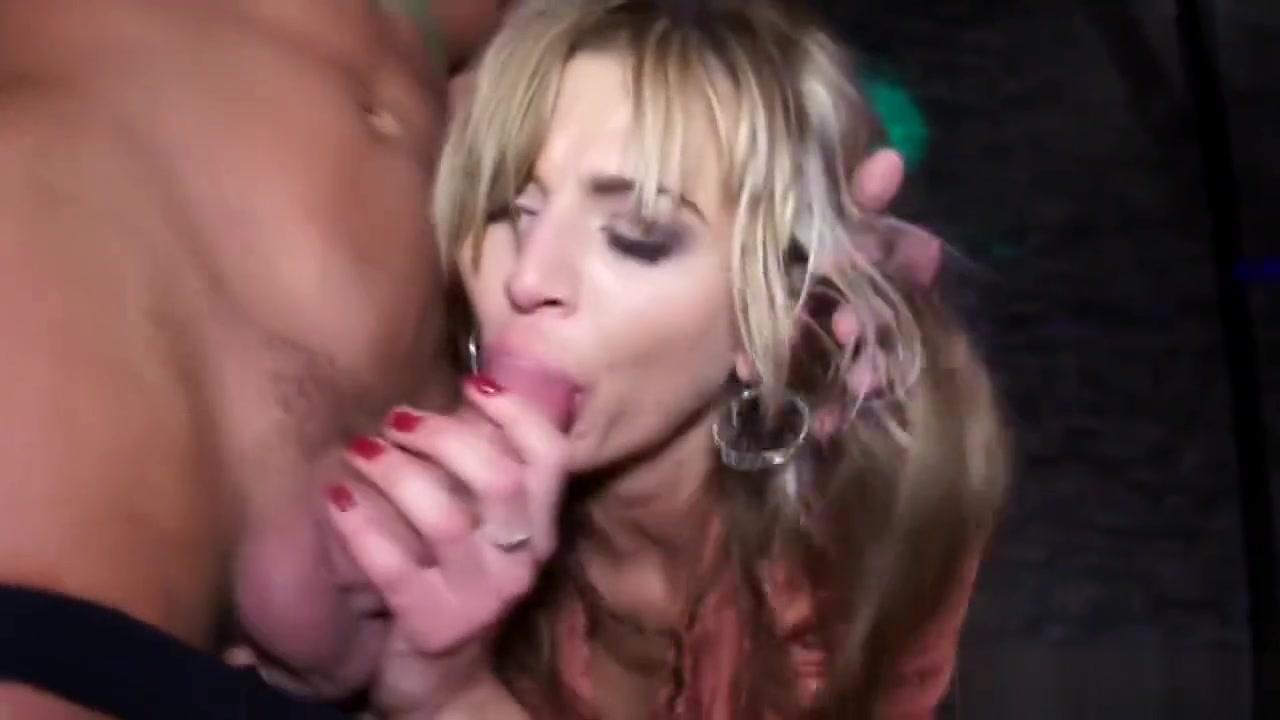 Amateur euros partying on the dancefloor Black babe ChanellTits gets sperm inside 18flirt*com
