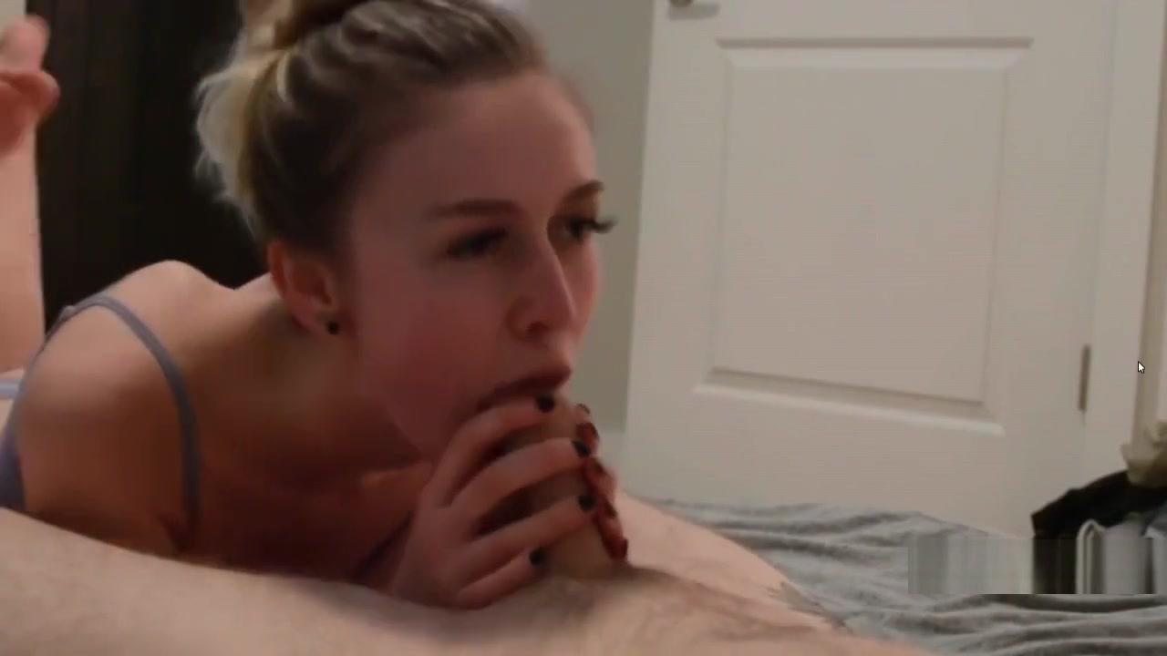 Cum eating girlfriend in action Tasteful gay porn