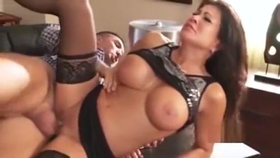 Hot Seductive Girl Having Sex Nice boobs threesome