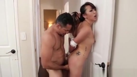 Bound Asian Teen Fucked Wife swap porn video