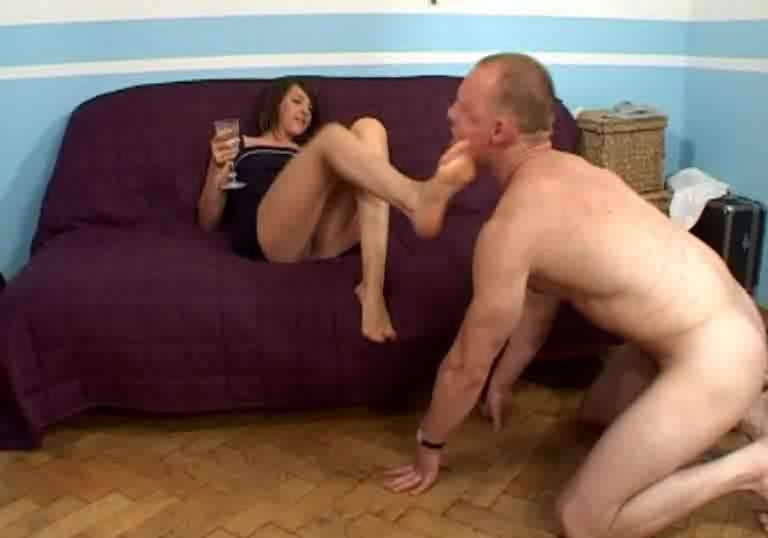 Teen brunette domina masters her guy Milk spraying tits sex gif