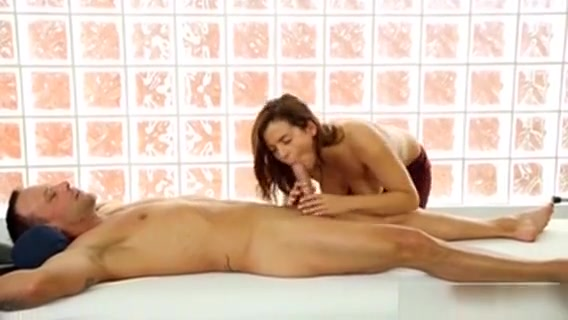Booby Masseuse Gives Massage And Fucked By Her Client