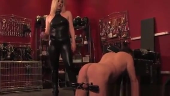 Mistress Clamps Pathetic Bound Sub Clear cell carcinoma of the vagina
