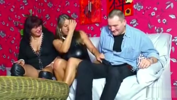 German Mom And Dad Seduce Young Girl To Fuck For Money Melina red