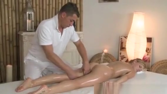 Flexible Massage Beauty Pussyrubbed throated samantha rone drooling on dick