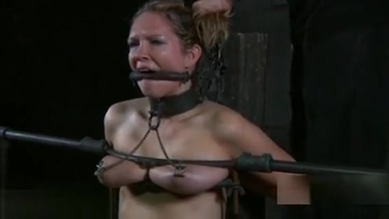Caged Up Babes Are Coercive To Pleasured Each Other