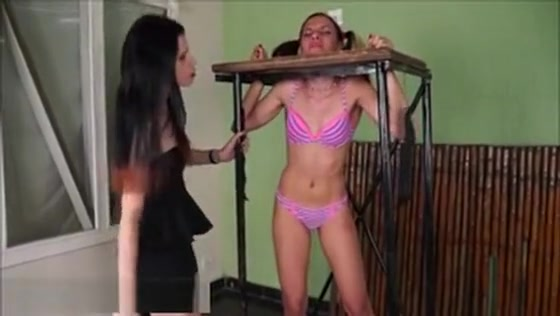 Brazilian Bdsm And Lesbian Whipping white women sucking black men dick