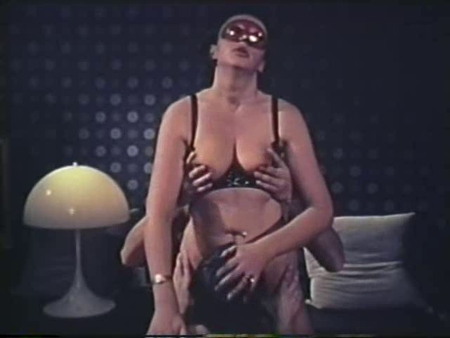 Hot masked group in the darksome Erotic asphyxiation movie