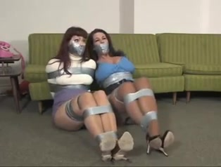 Roommates taped