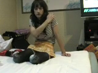 Kinky crossdresser Mimi How to keep a text message conversation going
