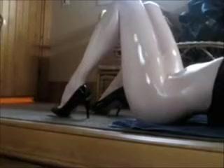 Crossdresser Goddess with Amazing Legs sex offender safety plan template