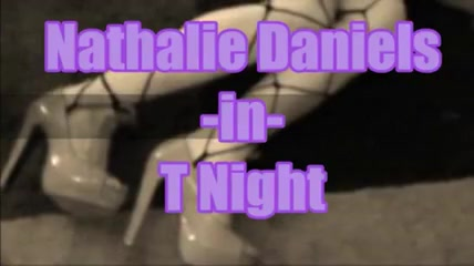 Nathalie Daniels Getting Banged Hottest string bikini