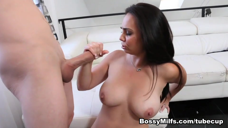 Holly West in Mommy Does It Better #2 fat women food sex