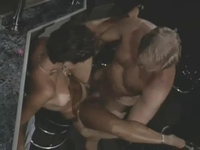 Stripclub job two Hot sexy naked bleach