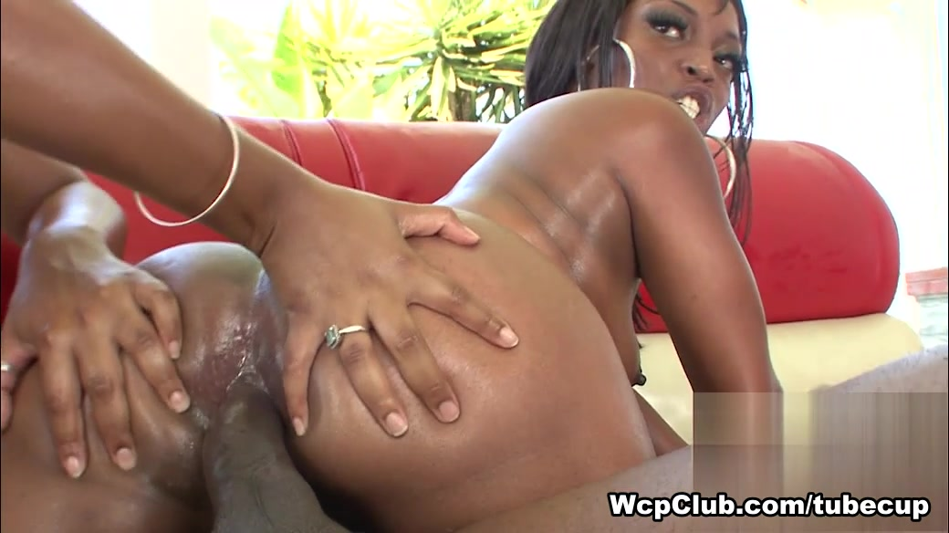 Ebony Threesome Two Bbc