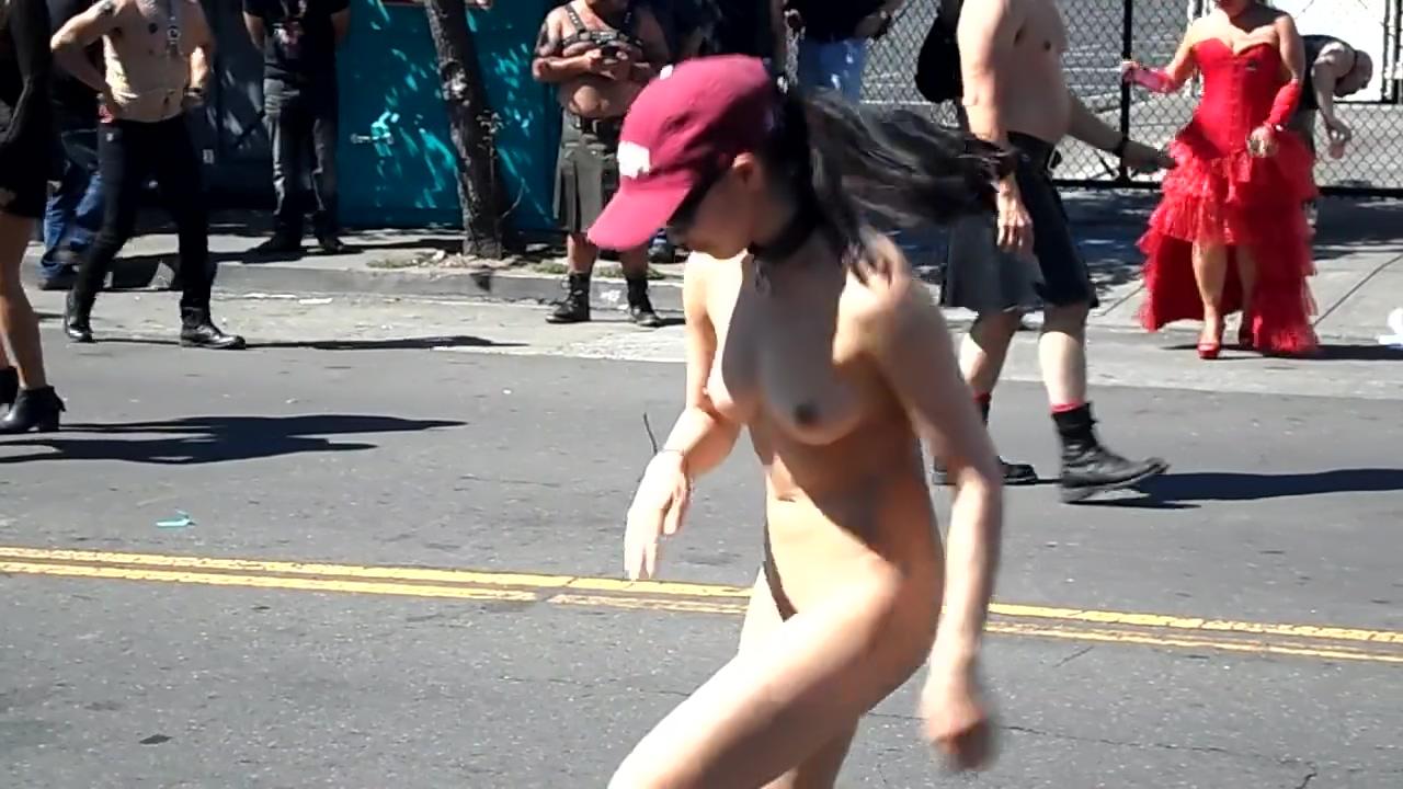 Folsom Street Fair Cam 3: Stark Naked Asian Honey what is diamond peel facial
