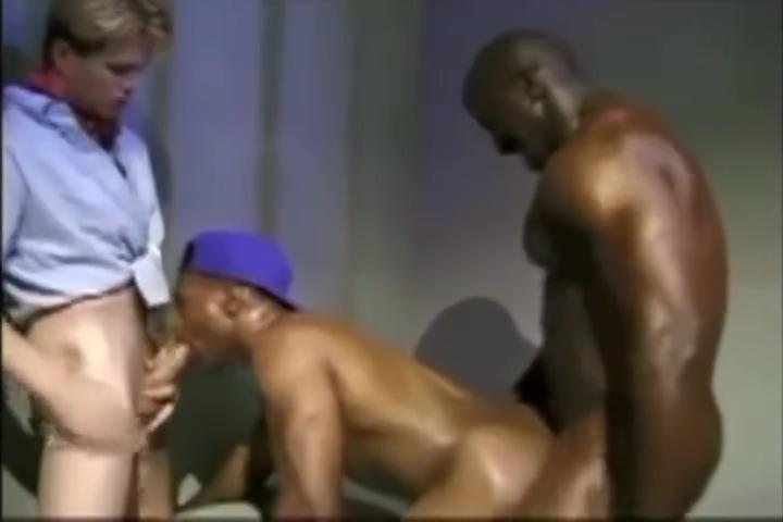 Bobby Blake in Prison Erotic shack brianna