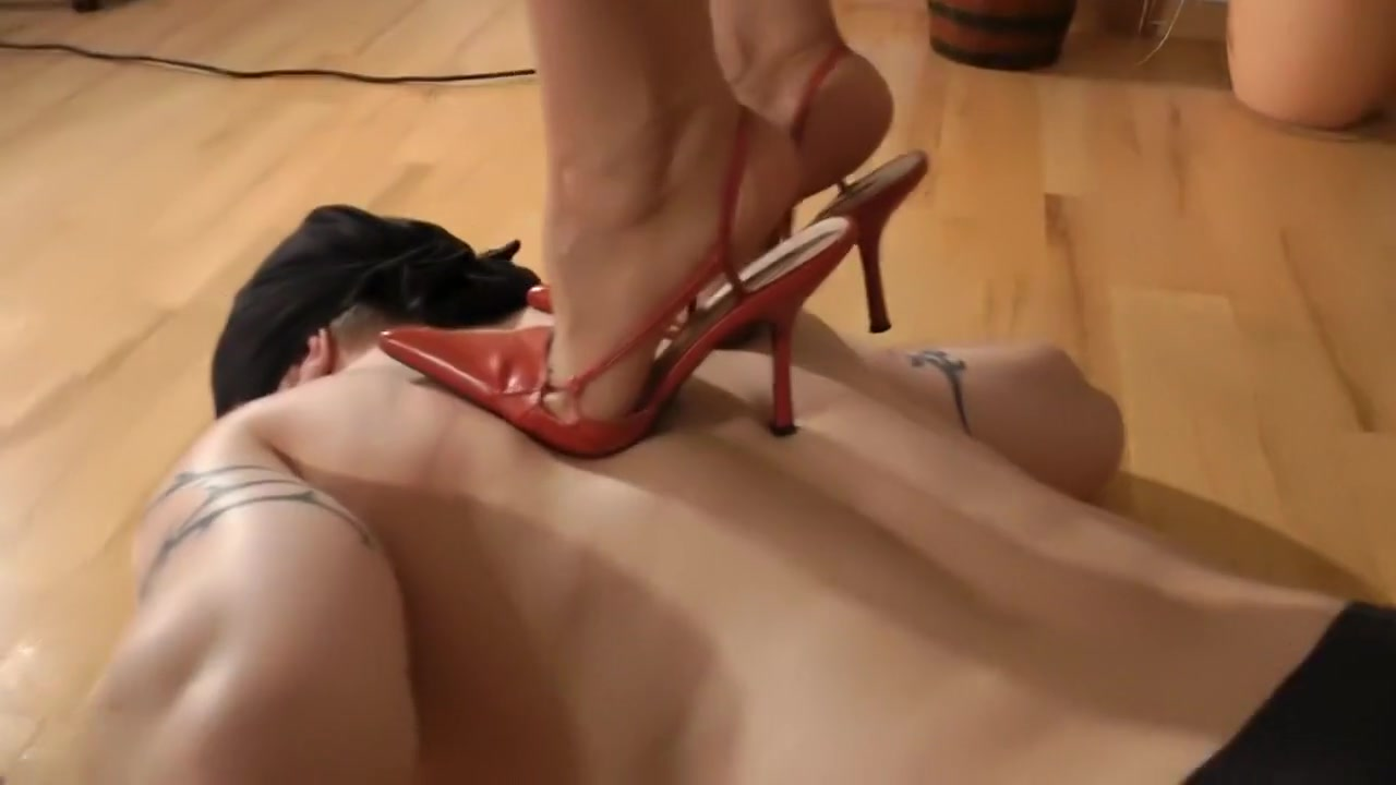 Red Heels Back Trampling Ameri ichinose movie download