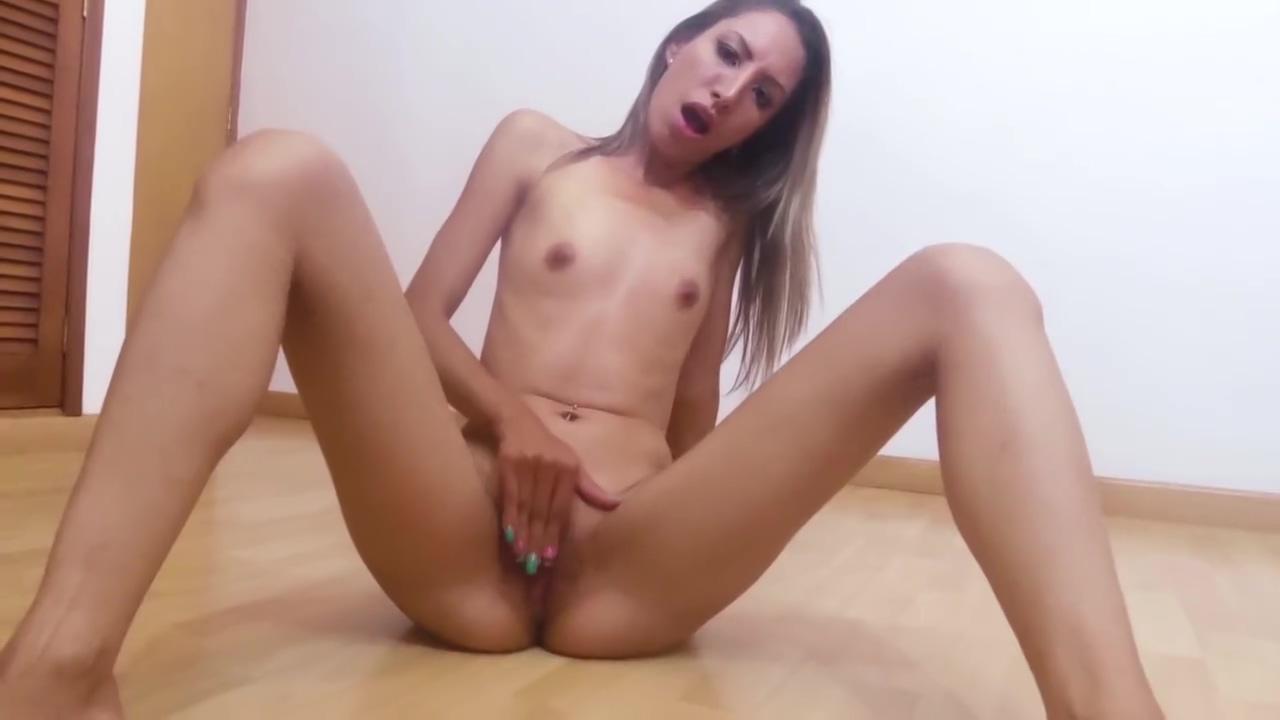 Nude Yoga with Happy Ending