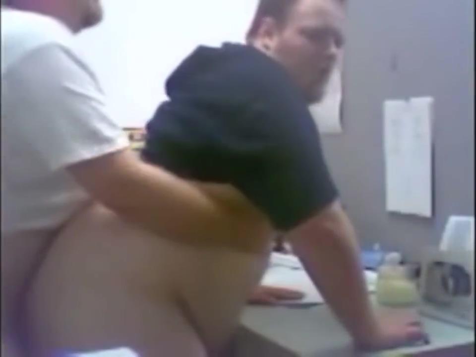 Office chub bareback Let someone go to get them back