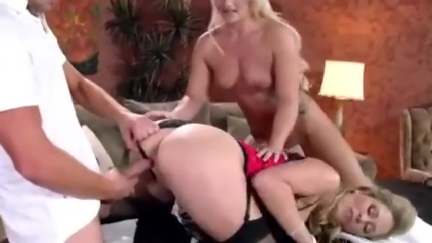 Cali Carter Books a Happy Ending Massage for Her Monther-in-Law Cherie Devi