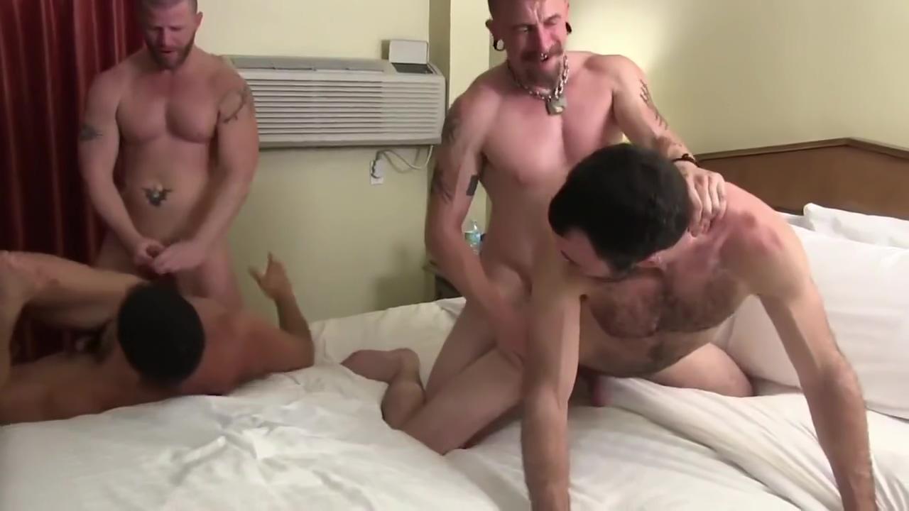 Brownilocks and the Three Bears hot hairy bear cum