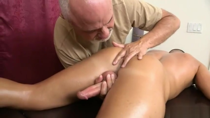 Grandpa makes hot young jock shoot over his own face Mature and busty pale skin lady