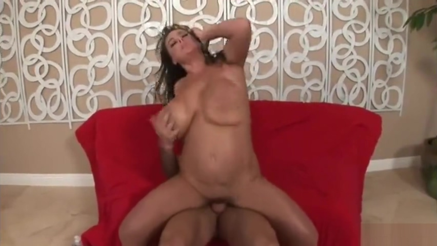 sexy lady with big boobs super hot redhead alice green anal fucked for her first time